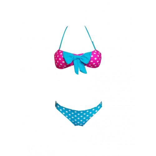 b6225be63a3 Γυναικεία > Παραλία > Μαγιό / Γυναικείο μπλε ρουά μαγιό σταθερό ...