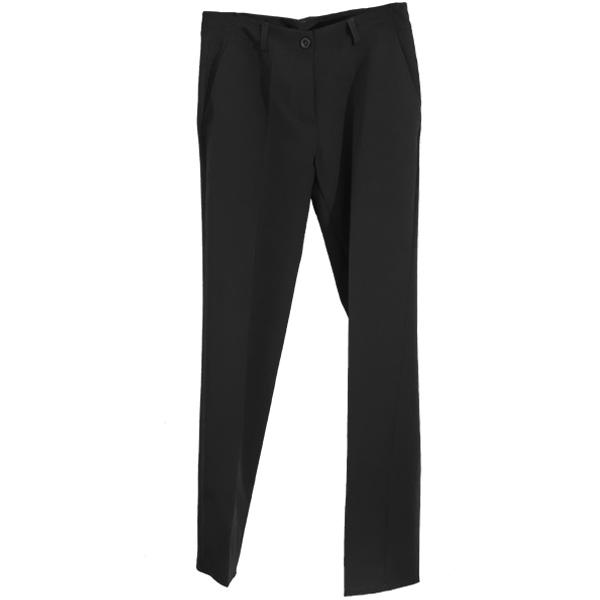 14801 Γυναικείο Παντελόνι Lily ΜΑΥΡΟ