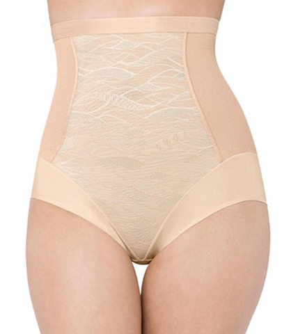 10110087 SLEEK SENSATION HIGHWAIST PANTY ΜΠΕΖ