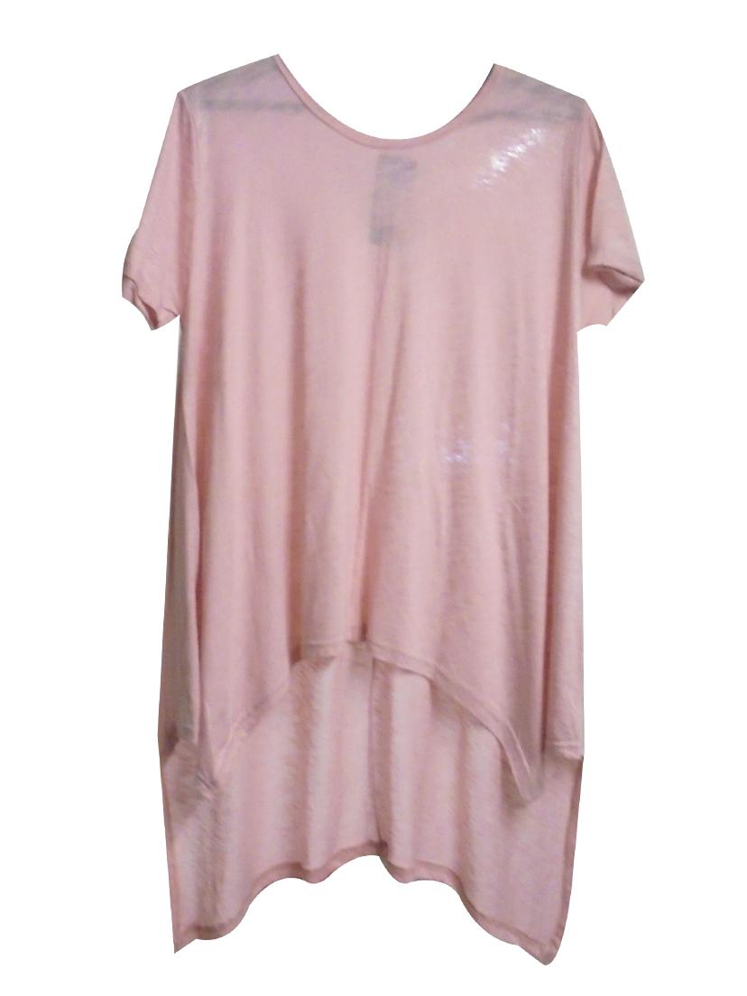 01242 Γυναικεία Μπλούζα Hyper ΡΟΖ
