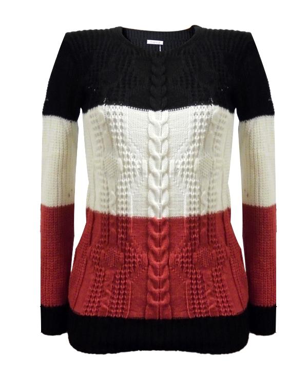 2839490 Γυναικείο Πουλόβερ Markiz (AW18) αρχική μπλούζες φθινόπωρο   χειμώνας