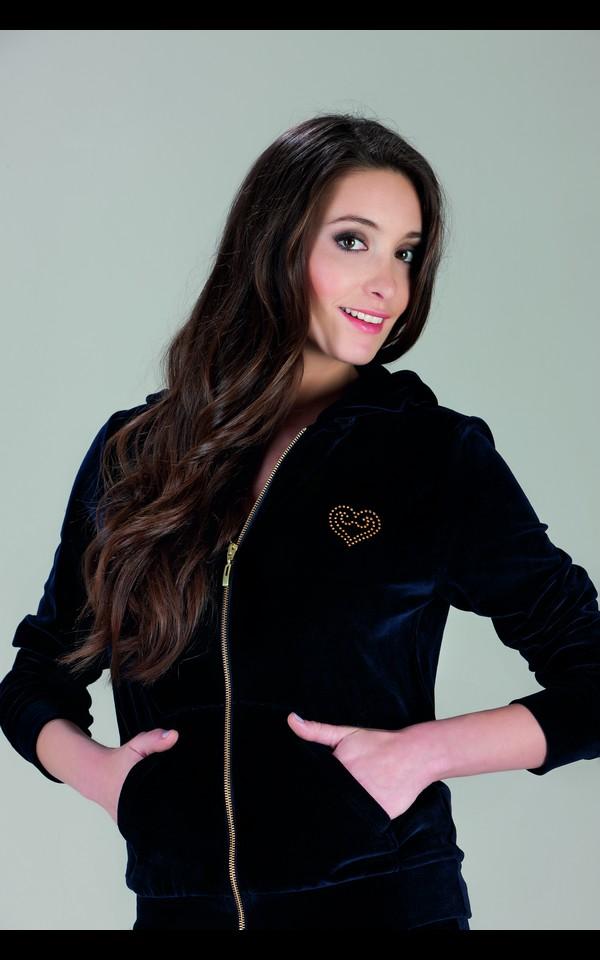90-50953 Γυναικεία Ζακέτα Velvet Καρδιά Easy Wear (AW18)