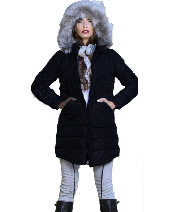 38101064 Γυναικείο Μπουφάν Parka Splendid (AW18) αρχική μπουφάν φθινόπωρο χειμώνας
