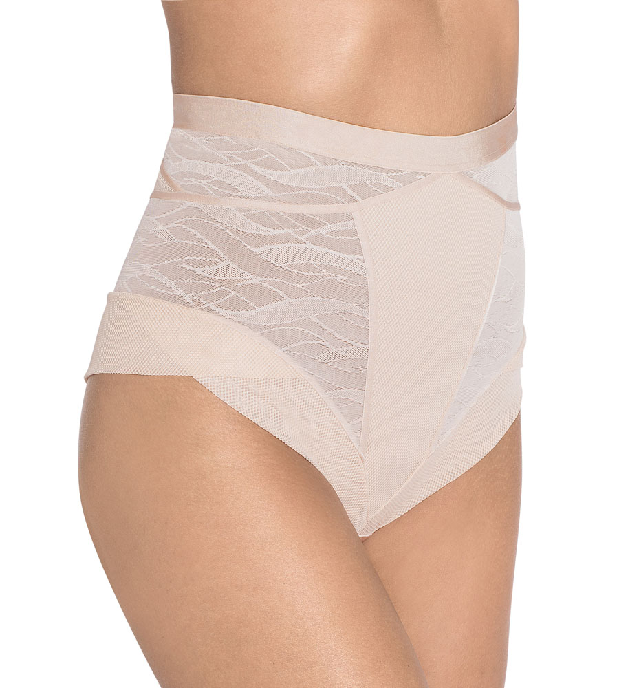 Triumph Airy Highwaist Panty (Fashion) ΜΠΕΖ