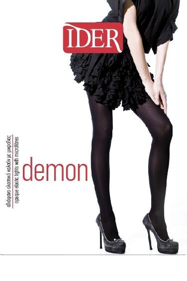 Ider Demon 70 ΣΕ 7 ΧΡΩΜΑΤΑ OFF BLACK αρχική γυναικείες κάλτσες   καλσόν καλσόν ider legware